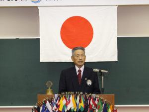 メンバースピーチ L廣瀬春雄