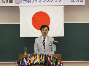 メンバースピーチ L八田亨