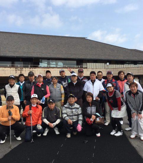 第3回ゴルフコンペ