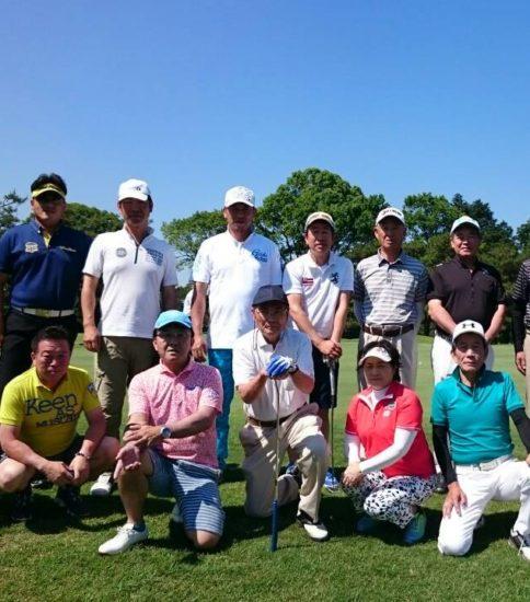 遠征ゴルフコンペ 熊本