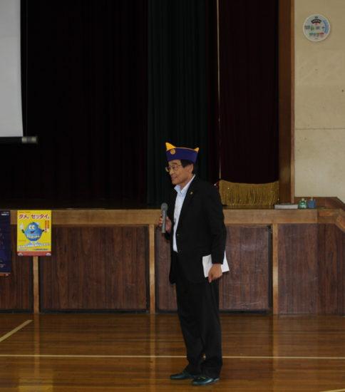 【2017】第1回薬物乱用防止教室(扶桑北中学校)