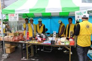震災復興熊本物産展