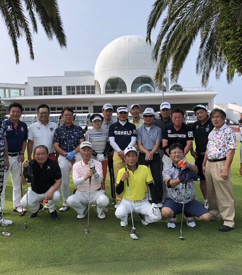 高知遠征ゴルフツアー