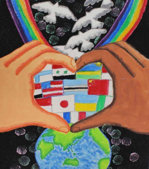 【2018】第31回国際平和ポスター・コンテスト
