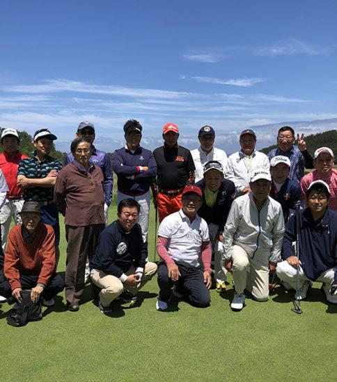 第4回クラブコンペ・青森遠征ゴルフ