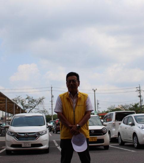 夏の交通安全啓発活動