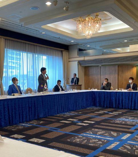 【2020】6R第1回YCE・レオ委員長会議