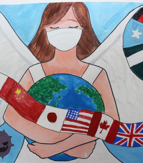 【2021】第34回国際平和ポスター・コンテスト