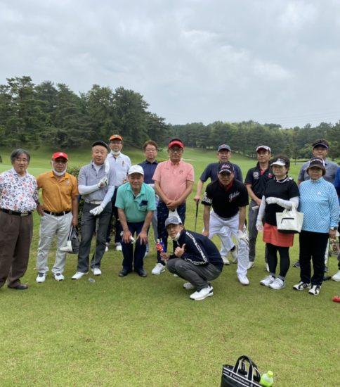 【2020】第4回ゴルフコンペ